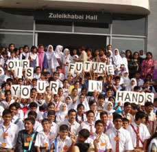 Say No to Violence-Yes to Peaceful Conflict Resolution